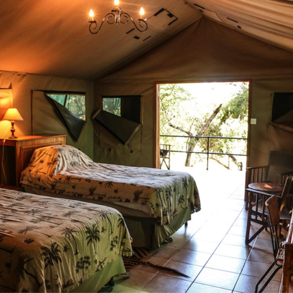 Accommodation at Cawston